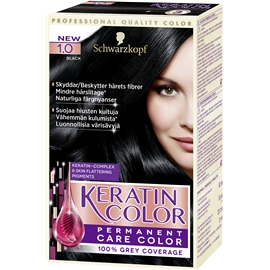 Keratin Color