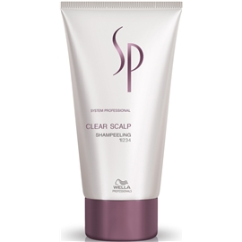 Wella SP Clear Scalp Shampeeling