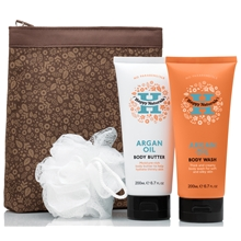 Argan Oil Beauty Bag