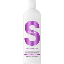 750 ml - S Factor Stunning Volume Shampoo