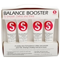 S Factor Smoothing Balance Boosters