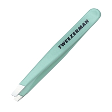 Mini Slant Tweezer Green Tea