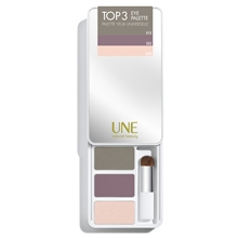 UNE Top 3 Eye Palette