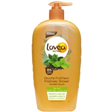 Lovea Nature Green Tea Shower Gel