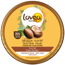 Mini Nutritive Mask Shea Butter - Dry Hair