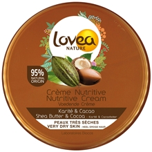 Nutritive Cream - Shea & Cacao - Very Dry