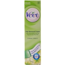 Veet  3 Minute Hair Removal Cream - Dry Skin