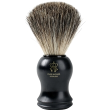 Shaving Brush Badger Black