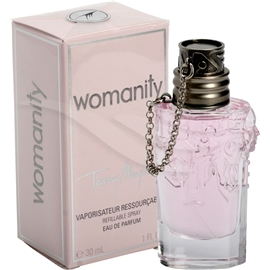 Womanity-  Eau de parfum (Edp) Spray Refillable