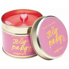 Tin Candle Jelly Baby