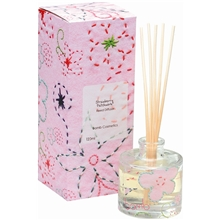 Reed Diffuser Strawberry Patchwork