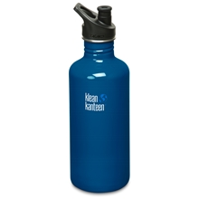 1182 ml - Blå - Klean Kanteen Classic 1182 ml
