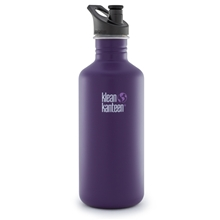 1182 ml - Lila - Klean Kanteen Classic 1182 ml