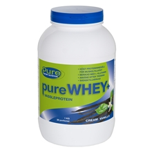 1 kg - Cream vanilla - Pure Whey