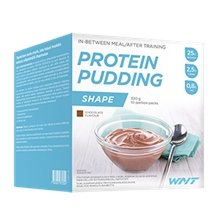10 portioner - Choklad - Protein Pudding