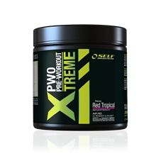 250 gram - Red Tropical - Xtreme PWO