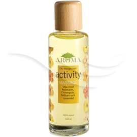 Massage Oil Activity