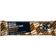 Allevo Before Workout Bar 1 st