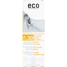 eco Cosmetics Facial Gel spf 30