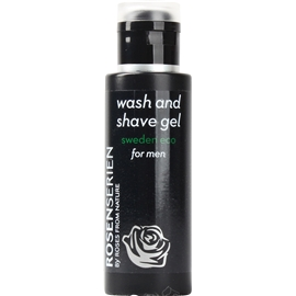 Wash & Shave Gel For Men