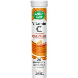 sårläkning vitaminer