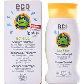 eco baby shampo/shower gel