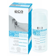 eco cosmetics Sun Lotion spf 20
