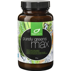 Purely Greens Max