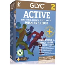 120 tabletter - GLYC ACTIVE