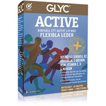 60 tabletter - GLYC ACTIVE