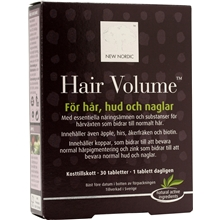 30 tabletter - Hair Volume