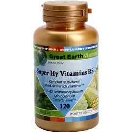 Super Hy-Vites regular strength