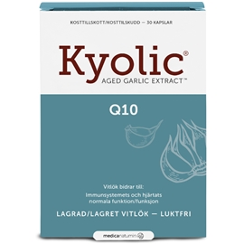 Kyolic Original 600mg + Q10 100mg