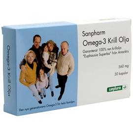 Omega-3 krillolja