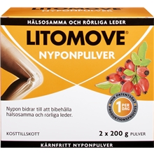 2x200 gram - Litomove