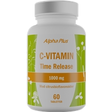 C-Vitamin 1000 mg 60 tabletter