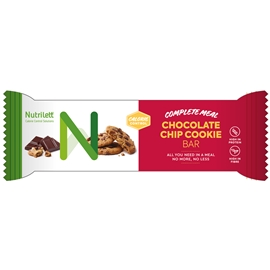 Nutrilett Bar Choc Chip Cookie 1-pack