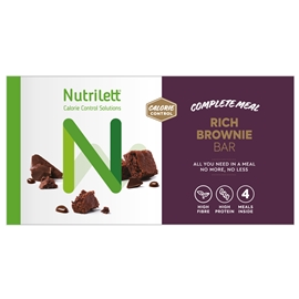 Nutrilett Hunger Control Bar 4-pack
