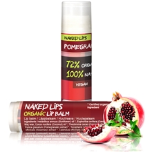 Pomegranate - Naked Lips EKO