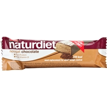 Chocolate/Nougat - Naturdiet Mealbar