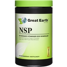 NSP Pack extra strength