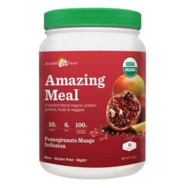 Amazing Meal Pomegranate Mango