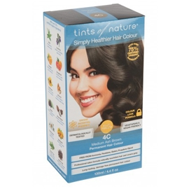 Tints of Nature Medium Ash Brown 4C