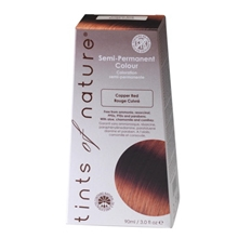 Tints of Nature Semi Perm Haircolor CopperRed
