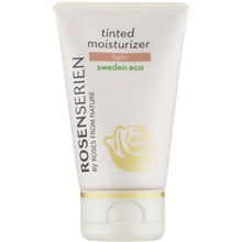 Tinted moisturizer light