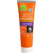 Childrens toothpaste liquorice 75 ml