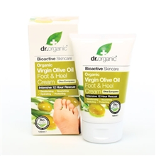 Virgin Olive Oil - Foot & Heel Cream