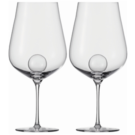 Air Sense Rödvins glas 631 ml 2-pack