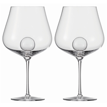 Air Sense Rödvins glas 796 ml 2-pack