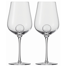 Air Sense Vittvins glas 316 ml 2-pack